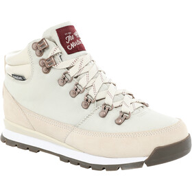The North Face Back-To-Berkeley Redux Chaussures Femme, vintage white/deep garnet red